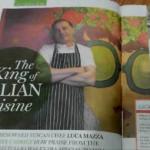 Luca Mazza il cuoco italiano nel mirino dei media irlandesi
