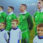 Bosnia-Herzegovina 1   Rep. d'Irlanda 1