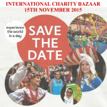 INTERNATIONAL CHARITY BAZAAR 2015