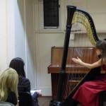 Concerto dell'arpista Marta Marinelli