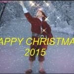 HAPPY CHRISTMAS 2015