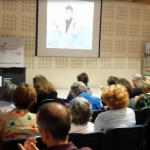 LECTURE BY PROF. SIMONA COLARIZI AT NATIONAL LIBRARY OF IRELAND