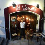 """""""AL VESUVIO OSTERIA-PIZZERIA"""" A TEMPLE BAR DUBLINO"""