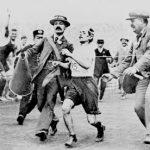THE EXTRAORDINARY STORY OF DORANDO PIETRI AN ITALIAN MARATHON RUNNER AT THE 1908 OLYMPICS