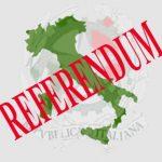 AVVISO IMPORTANTE E URGENTE A TUTTI GLI ITALIANI SUL PROSSIMO REFERENDUM COSTITUZIONALE IN ITALIA