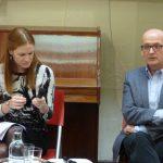 RODDY DOYLE OSPITE ALL'ISTITUTO ITALIANO DI CULTURA A DUBLINO