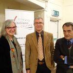 INCONTRO LETTERARIO SU MANZONI ALL'ISTITUTO ITALIANO DI CULTURA A DUBLINO Servizio di Concetto La Malfa