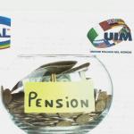 INCONTRO A DUBLINO CON MASSIMILIANO CARDUCCI RAPPRESENTANTE ITAL UIL