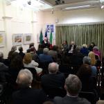 IL PRESIDENTE D'IRLANDA RECITA SUE POESIE ALL'ISTITUTO ITALIANO DI CULTURA A DUBLINO