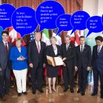 VERTICE G7 – BILANCIO DELLA PRIMA GIORNATA – Dal nostro Corrispondente