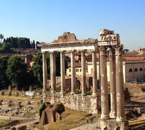 EXCLUSIVE PLEIN AIR ART HOLIDAY IN ROME click image for details