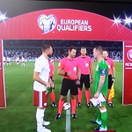 WORLD CUP QUALIFIERS: GEORGIA 1 – REP. OF IRELAND 1, by Concetto La Malfa