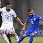 QUALIFICAZIONI AI MONDIALI: ITALLA 1 – ISRAELE 0  –  Servizio di Roberto Lacchini