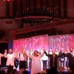 "THE OPENING OF ""LA TRAVIATA"" AT THE N.C.H. A GREAT SUCCESS"