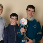 FIFTEEN YEAR OLD SIMON MEEHAN A PROMISE IN THE WORLD OF SCIENCE
