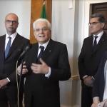 IL PRESIDENTE MATTARELLA SALUTA LA COMUNITÀ ITALIANA D'IRLANDA A LUCAN HOUSE