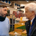 IL MESSINESE GIANPIERO QUARTARONE OPERATIONS MANAGER AI MERCATI GENERALI DI DUBLINO