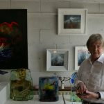 INTERVIEW WITH IRISH ARTIST CARMEL MOONEY