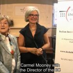 ART EXHIBITION BY CARMEL MOONEY by Davide Molin, Nicoletta Sartor and Francesca Possa