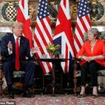 TRUMP'S VISIT TO BRITAIN: WHAT TO MAKE OF IT?