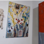 COMMUNITY PAINTING EXHIBITION AT THE RANELAGH ARTS CENTRE-DUBLIN