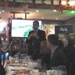 III SETTIMANA DELLA CUCINA ITALIANA IN IRLANDA – Special Italian Dinner at Dunne & Crescenzi Dublin