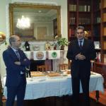 LASCIA L'IRLANDA IL CAPO DELL'UFFICIO CONSOLARE ITALIANO